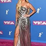 Jennifer Lopez at the 2018 MTV Video Music Awards