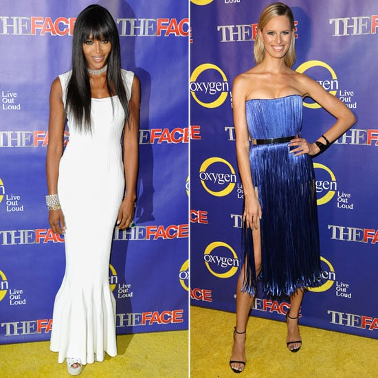 The Face Premiere (Pictures)