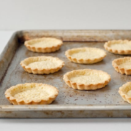 Blind Baking a Pastry Crust