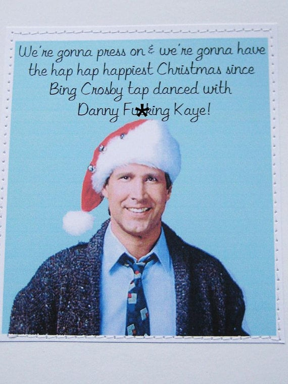 any chevy chase fan will love a national lampoons christmas vacation