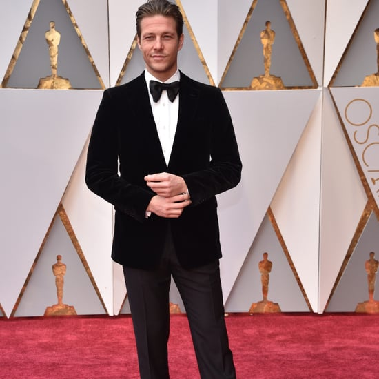 Luke Bracey at the 2017 Oscars