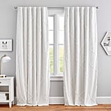 Ashlyn Tufted Blackout Curtain