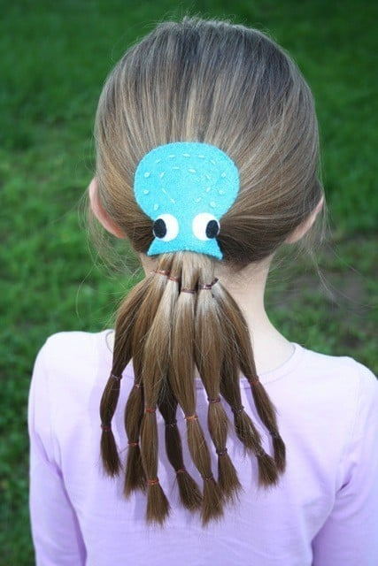 silly hair styles an octopus hair day ideas popsugar photo 34 5197