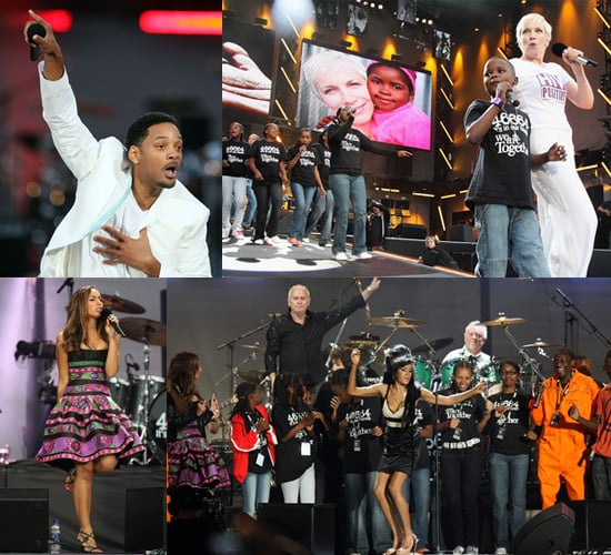 Pop Poll on Your Favourite 46664 Concert Performance: Will Smith, Leona Lewis, Annie Lennox Or Amy Winehouse