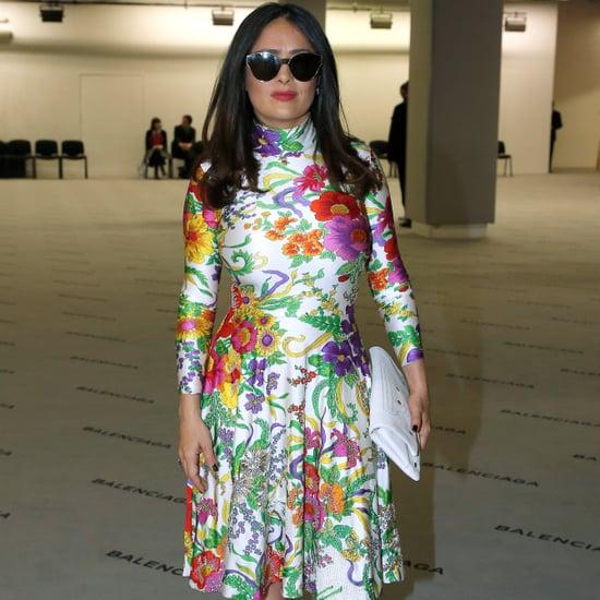 Salma Hayek Best Style 2017