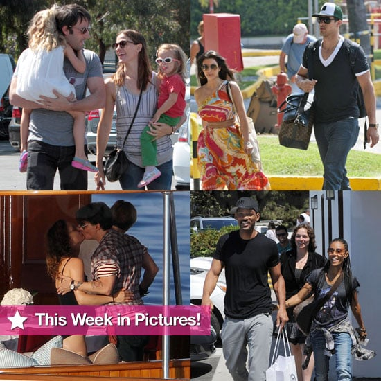 Week in Celebrity Pictures August 21-27, 2011
