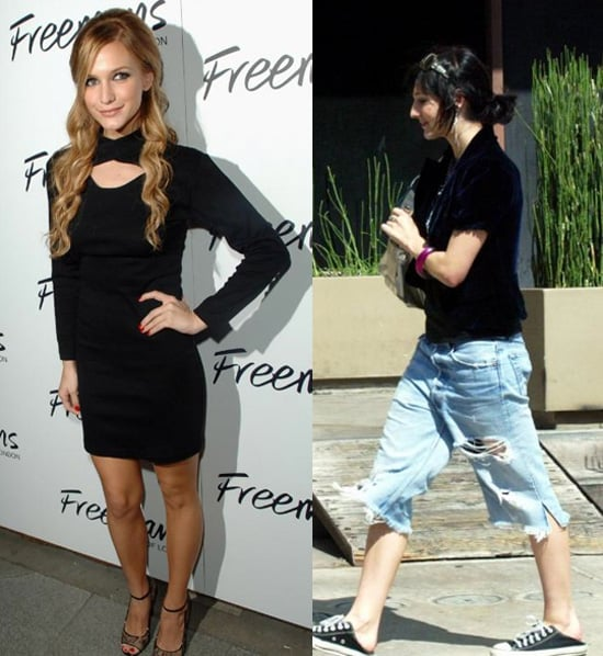 Ashlee's Drastic Transformation