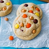 Soft-Baked Reese's Pieces Butterscotch Cookies