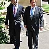ديفيد فورنيش وإلتون جون