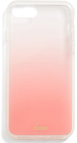 Sonix Ombre Tangerine iPhone Case - Orange ($21, originally $35)