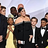 This Is Us Cast Speech at the 2019 SAG Awards Video