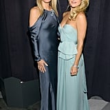 Gwyneth and Kate Hudson buddied up at a Tiffany & Co. event in NYC in April 2013.