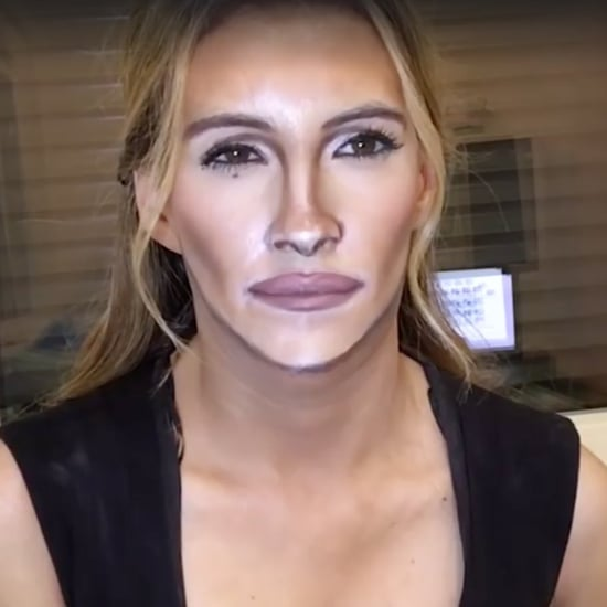 Marina Mamic Celebrity Makeup Video
