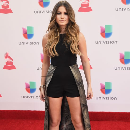 Sofia Reyes's Jumpsuit at the Latin Grammy Awards 2016