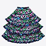 Kenzo Tier Skirt ($179)