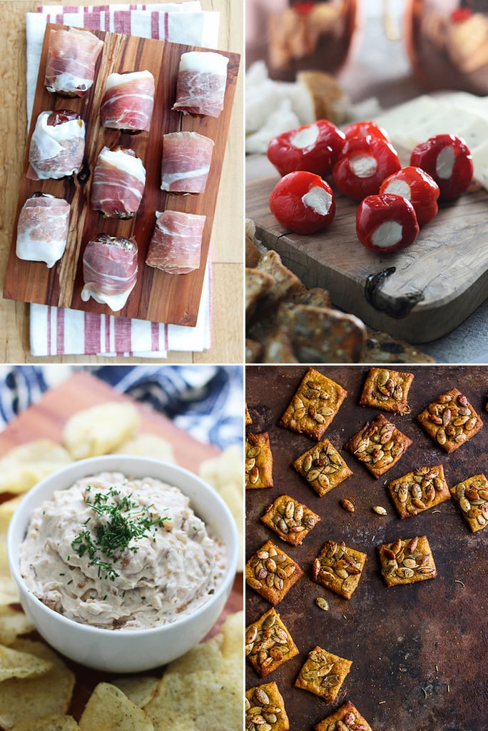 Make ahead party food recipes popsugar uk food 40 make ahead canapes and nibbles the secret weapon of smart hosts everywhere forumfinder Gallery