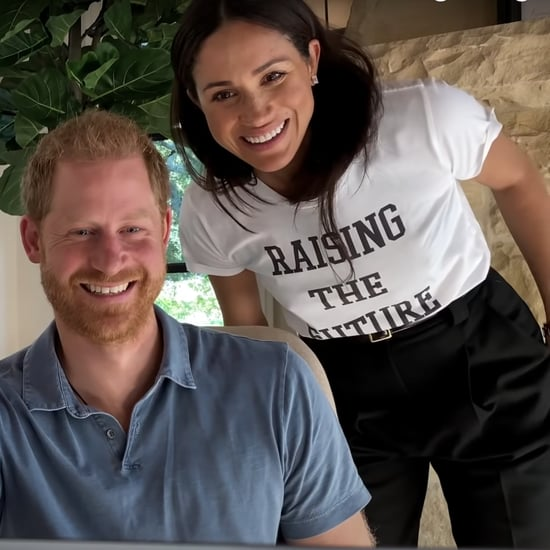 Meghan Markle's T-shirt in The Me You Can't See Trailer