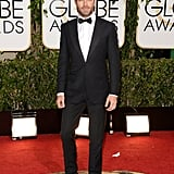 Chris Pine put on his hottest tuxedo.