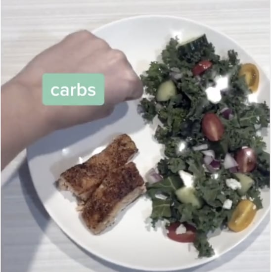 A Dietitian Explains the Rule of Fists For Macros on TikTok