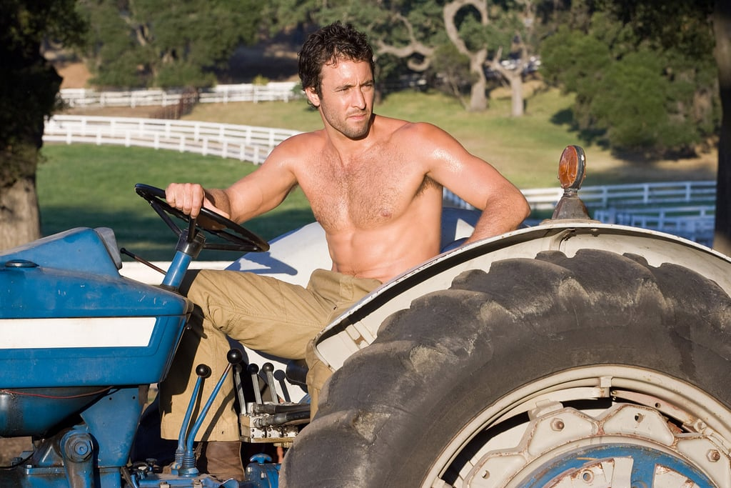 Alex O'Loughlin, The Back-Up Plan