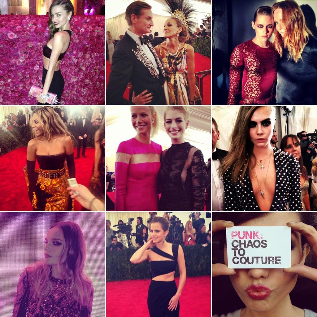 Instagram Pictures | Met Gala 2013