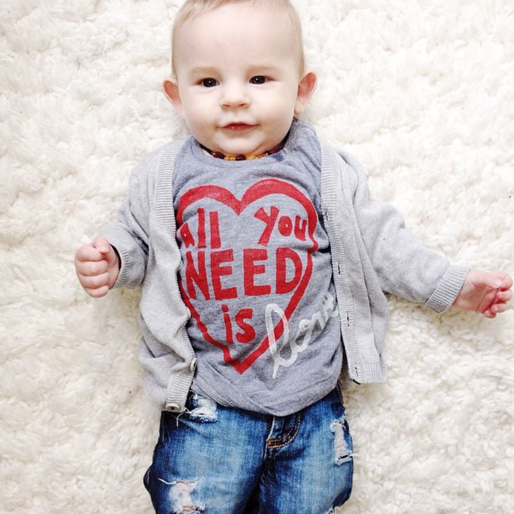 valentines day t shirts for kids popsugar moms