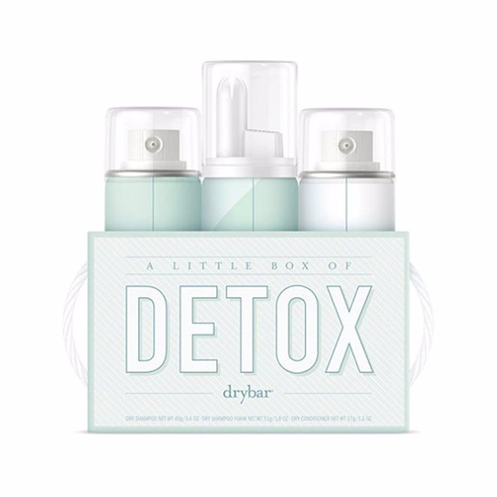 DryBar Little Box of Detox Giveaway