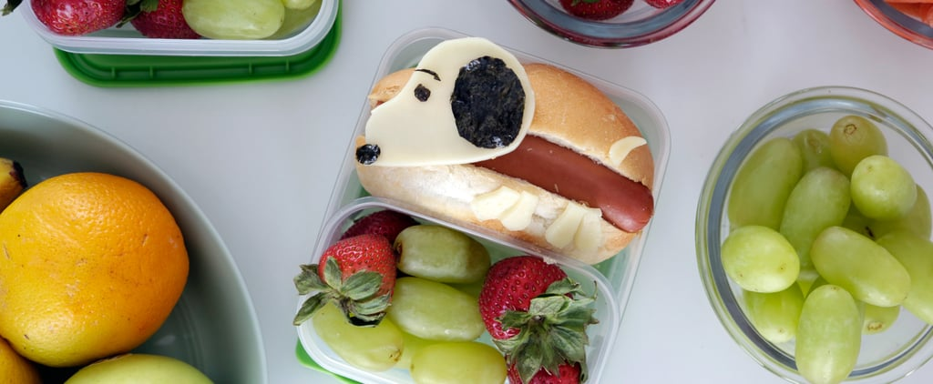 We Just Can't Stand How Adorable These Snoopy Hot Dogs Are