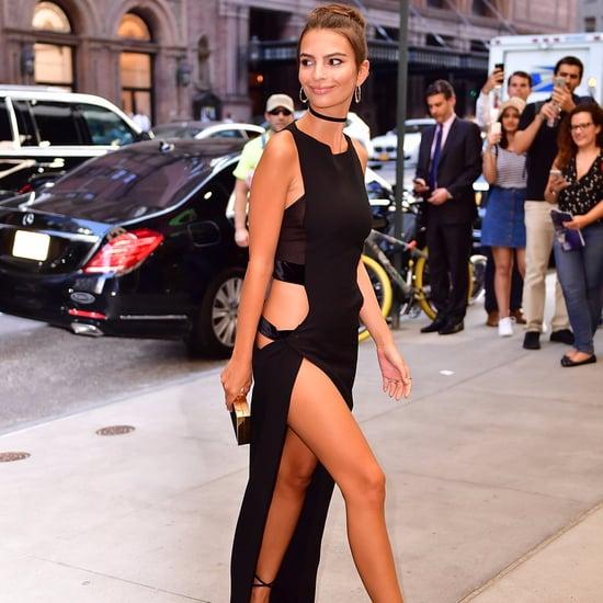 Emily Ratajkowski's Sexiest Dresses