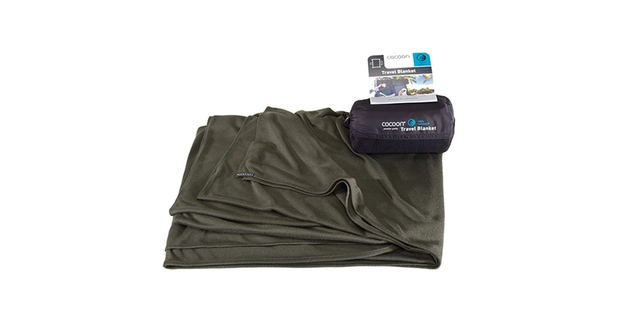 Cocoon Travel Blanket CoolMax grey 2019