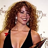 Mariah Carey at the 1993 American Music Awards
