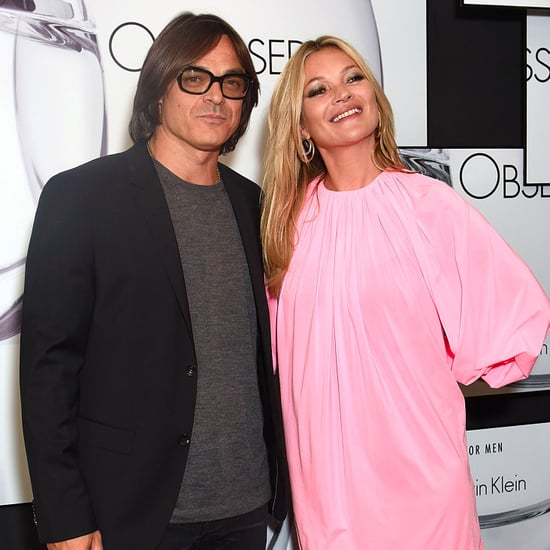 Kate Moss at Obsession Perfume Launch June 2017