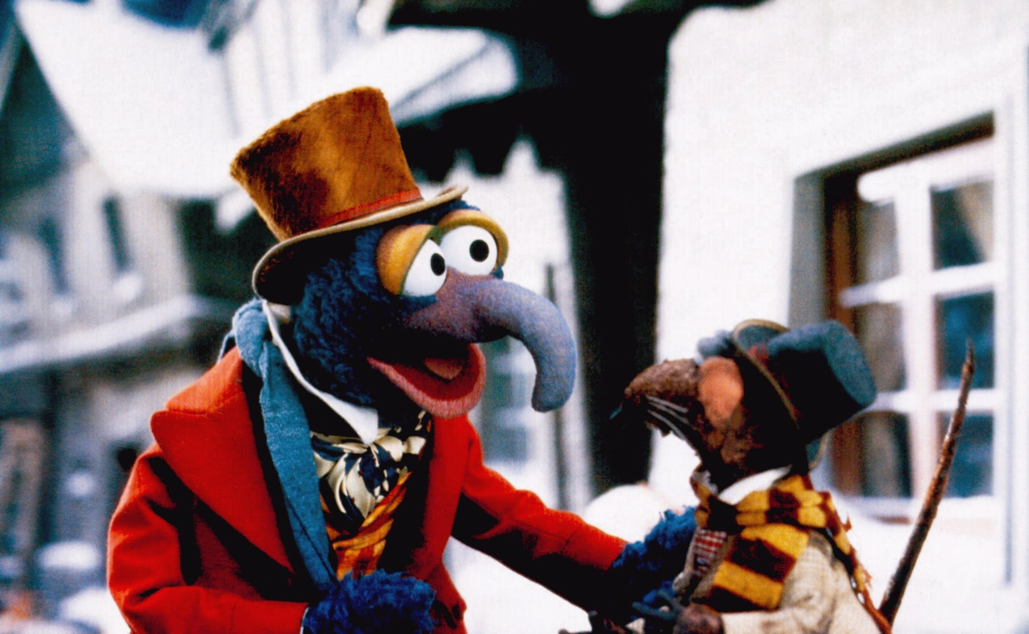 Muppet Christmas.The Muppet Christmas Carol 1992 90s Movies That Will
