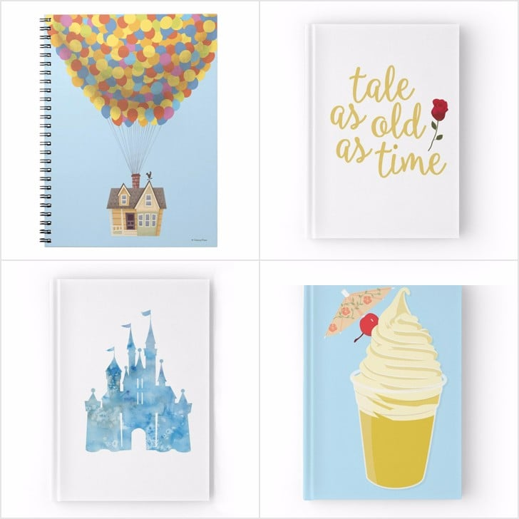 30 Disney Journals That Are So Cute, You'll Want Every One of Them