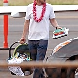 Say Aloha to Owen Wilson's Son, Robert Ford!