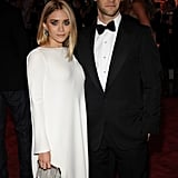 Ashley Olsen and Justin Bartha in 2009