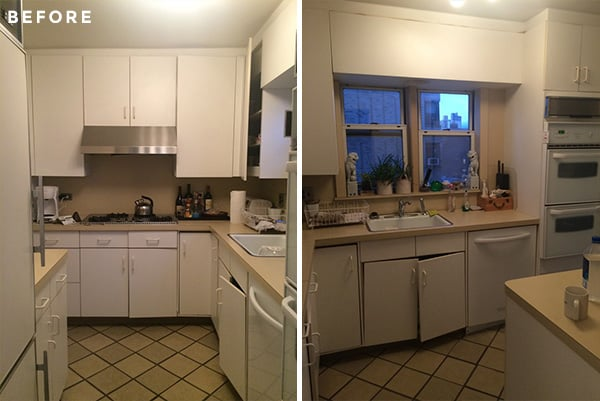 Kitchen Remodels Before And After Popsugar Home
