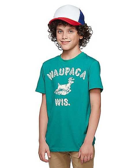 Dustin Henderson T Shirt