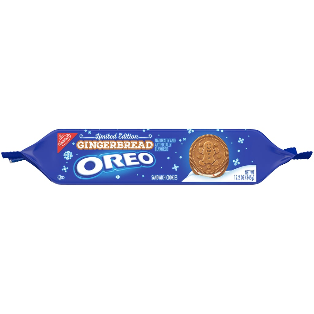 Oreo's Gingerbread Cookies Are Packed With Sugar Crystals