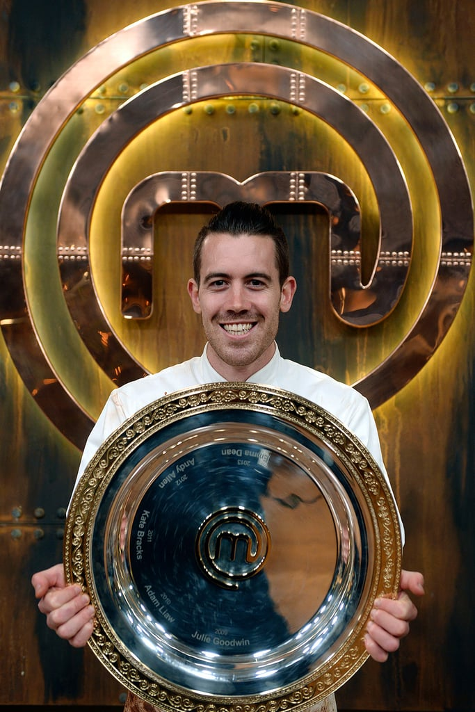 Celebrity chef on masterchef australia