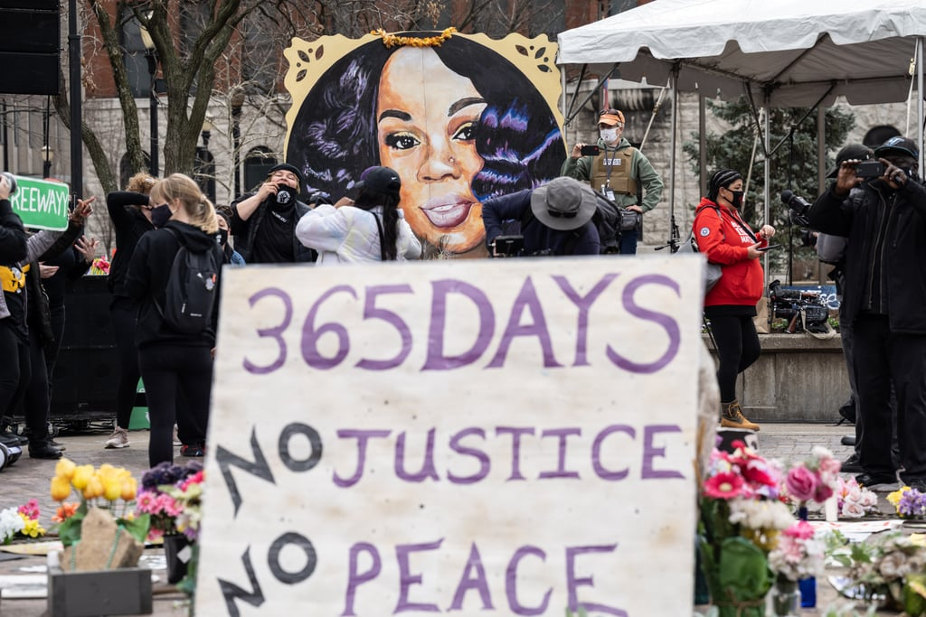 Crowds Remember Breonna Taylor 1 Year After Her Death