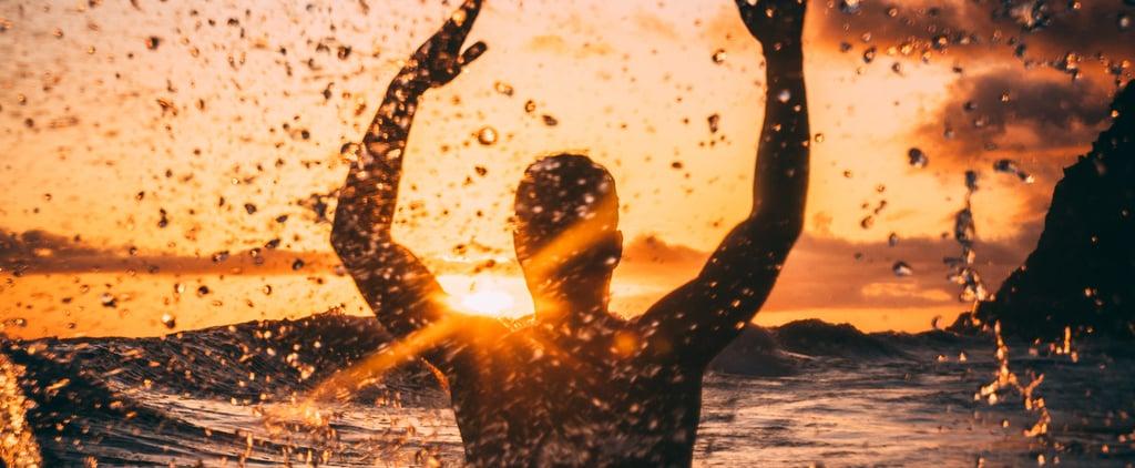 أبوظبي تطلق فعالية السباحة من أجل البحار النظيفة 2020