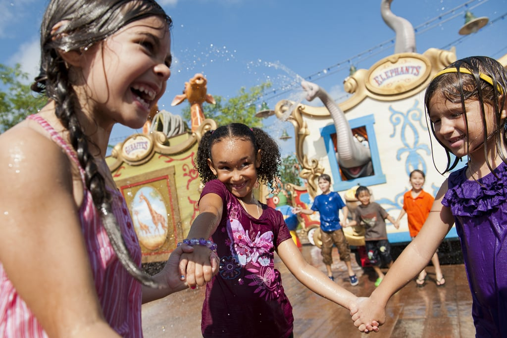 The Best Playgrounds and Play Areas at Walt Disney World