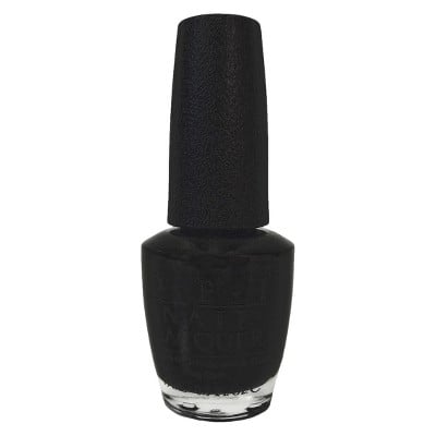 O.P.I Nail Lacquer in Black Onyx
