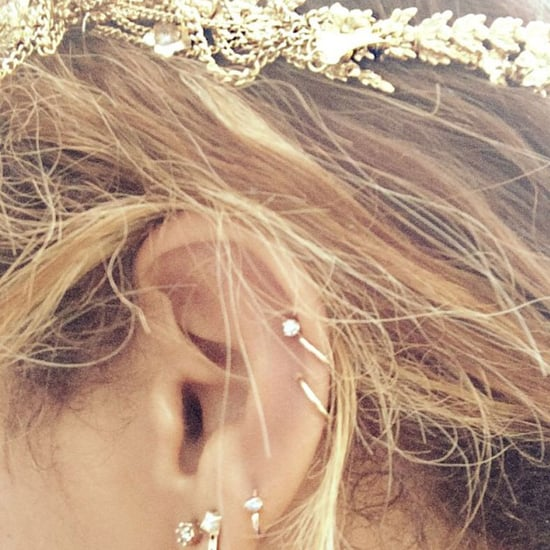 Ear Piercing Inspiration Beyonce and Nicole Richie