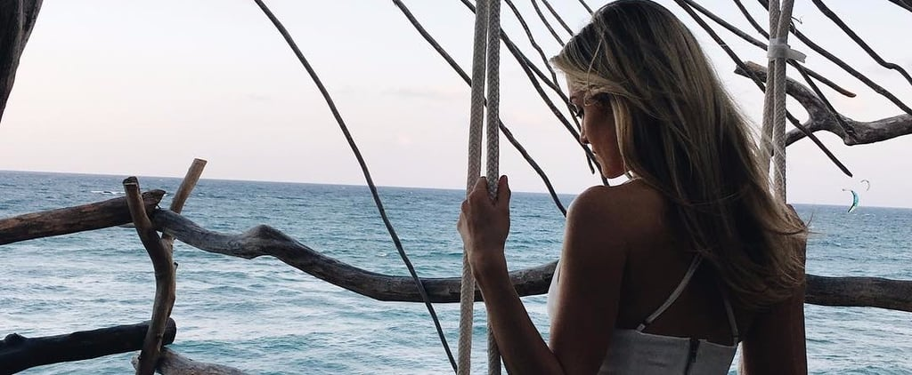Kristin Cavallari's Tulum, Mexico, Vacation at Azulik Hotel