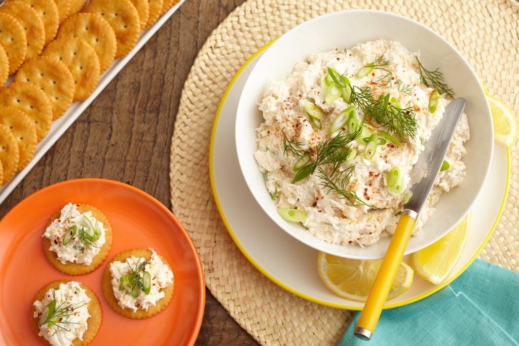 Cheesy Crab Spread