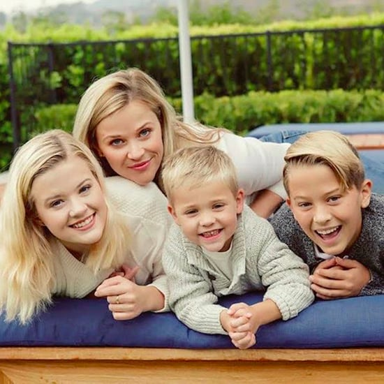 Reese Witherspoon's Mother's Day Instagram Photo 2017