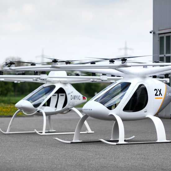 Dubai Flying Taxis