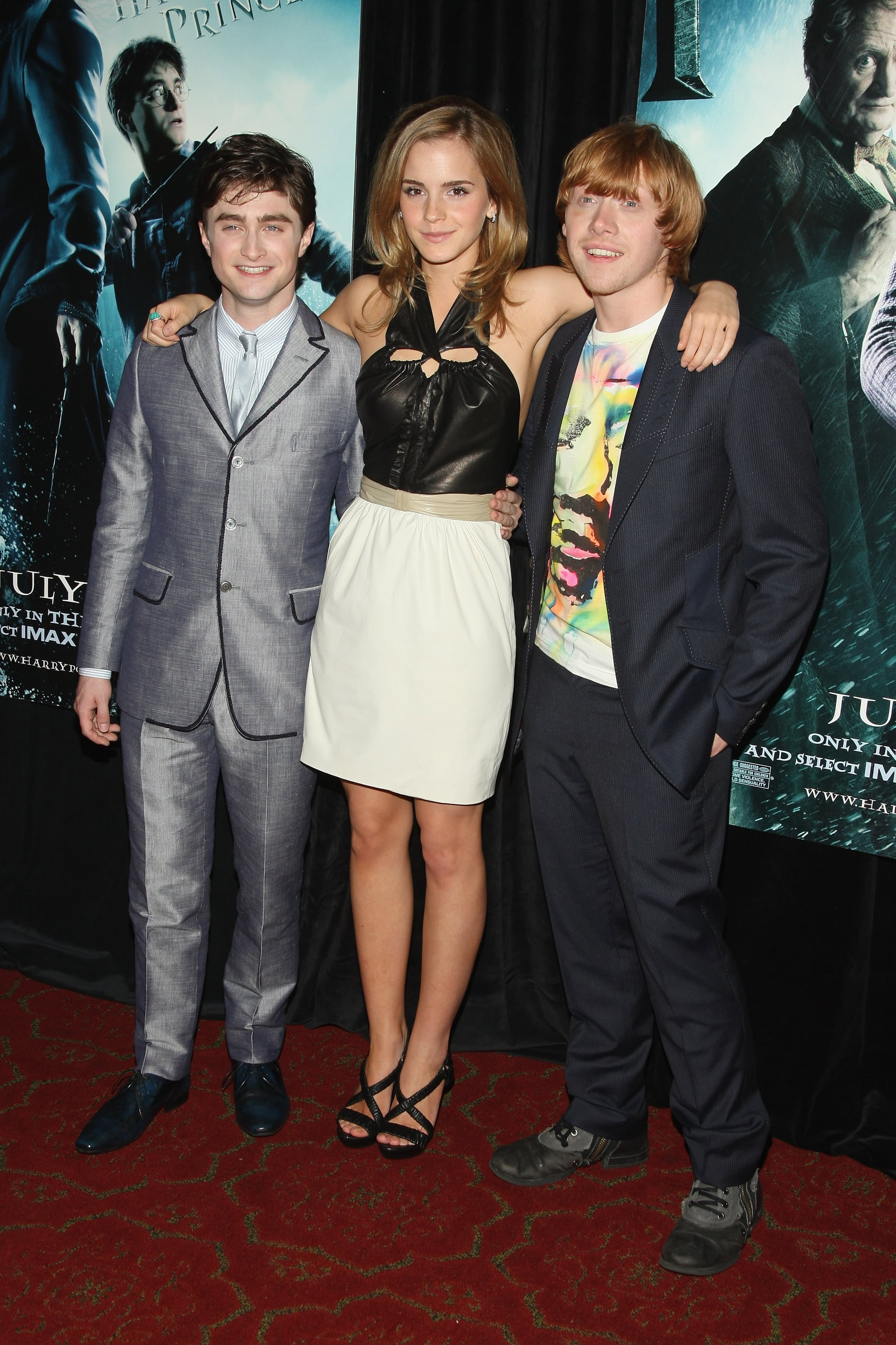 Photos From New York Premiere Of Harry Potter And The Half
